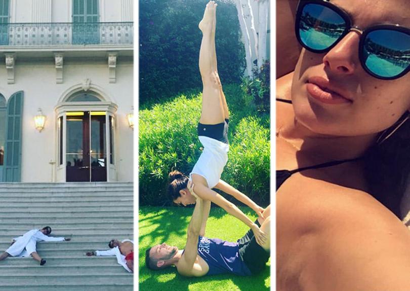 Katy Perry, Eva Longoria, Ashley Graham & More -- See This Week's Best Celebrity TwitPics!