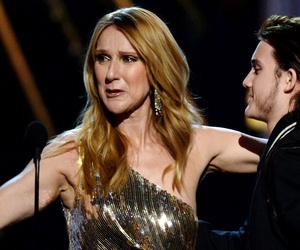 Celine Dion Gets Emotional After Son Surprises Her on Stage at Billboard Music…