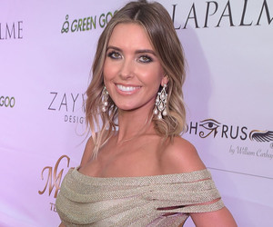 Audrina Patridge Looks Ready To Pop In New Selfies -- See Her BIG Baby Bump!