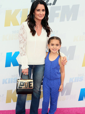 """Kyle Richards Is Proud of Her """"Little Superstar"""" Portia -- Wait Until You Hear Her Sing!"""