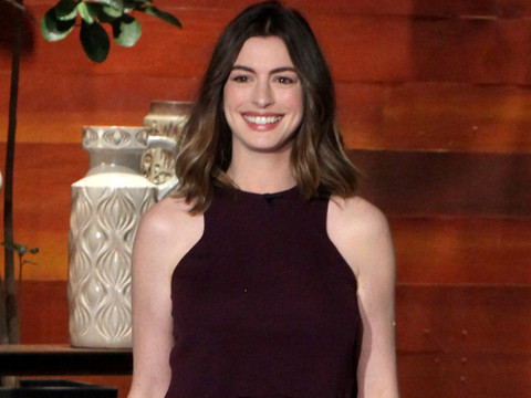 Anne Hathaway Reveals She Was Insulted at the Gym After Welcoming Son Jonathan!