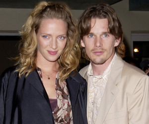Wow, See Uma Thurman & Ethan Hawke's 17-Year-Old Daughter on Rare Solo…