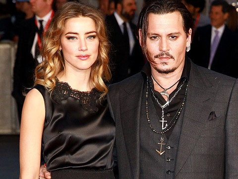 UPDATE: Amber Heard Granted Restraining Order Against Johnny Depp, Claims Domestic…