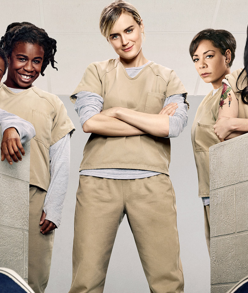 """Orange Is the New Black"" Stars Tease ""Scary"" New Season, Shockers & Love…"