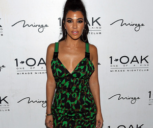 Kourtney Kardashian & Irina Shayk Rock the Same Camo Print Mini -- Who Wore…