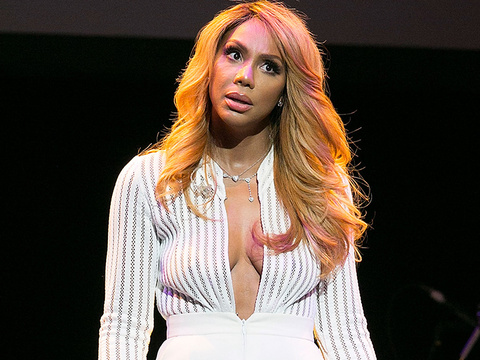 "Tamar Braxton Shades ""The Real"" Cohosts After Her Exit -- Did She Call Them ""Phony…"