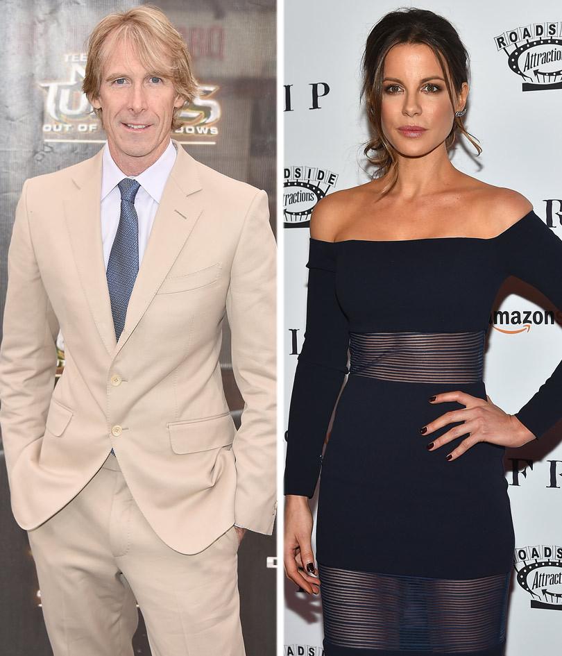 """Michael Bay Breaks Silence on Body-Shaming Kate Beckinsale: """"I Totally Respect Her"""""""