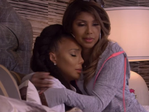 """Tamar Braxton BREAKS DOWN Moments After """"The Real"""" Firing -- And It's All Caught on…"""