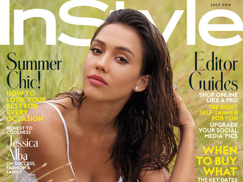"Jessica Alba Talks Sex Symbol Status: ""I Sort of Went Through a Life Crisis"""