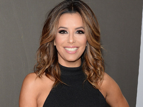 """Eva Longoria Rocks LBD to """"Devious Maids"""" Premiere -- Is This Look Fab or Drab?"""