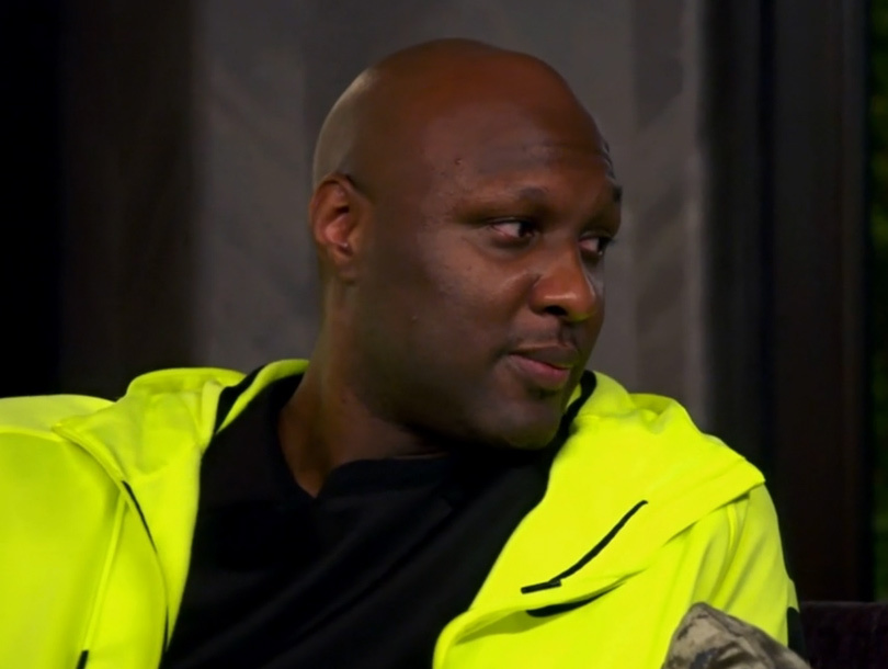 """Lamar Odom Talks About Overdose With Scott Disick, Says He's """"Taking It Day By…"""