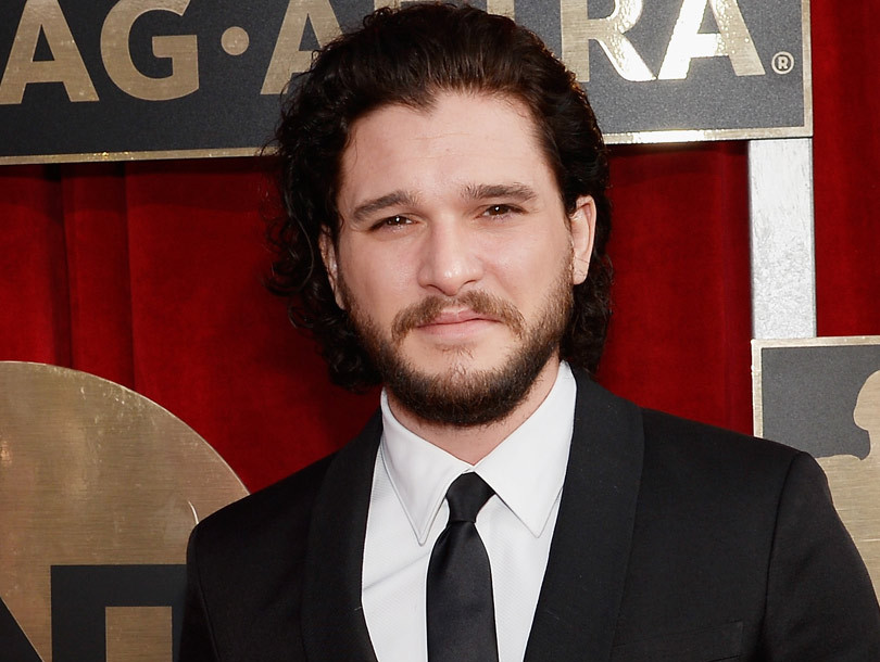 Kit Harington Looks Nearly Unrecognizable Without His Beard -- Like His New…