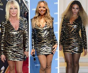 Suzanne vs Mariah vs Beyonce