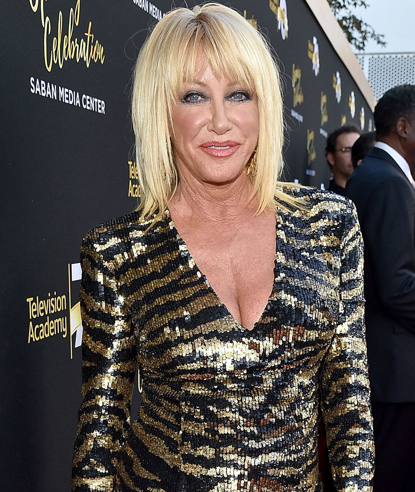 Suzanne Somers Sports Same Tiger Mini as Mariah and Beyonce -- Who Wore It…