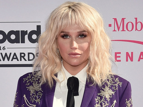 "Kesha Fires Back at Body Shamer With New Booty-Baring Photo: ""Kiss My Magical Imperfect…"