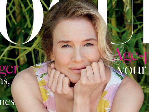 Renee Zellweger Poses for First Magazine Cover In Years, Reveals Why She Took Time Away…