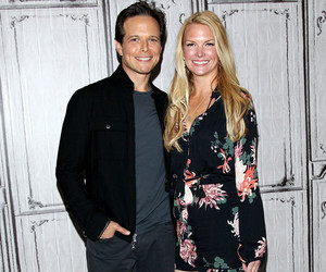 "Scott Wolf & ""Real World"" Star Wife Kelley Limp Make Rare Public Appearance Together"