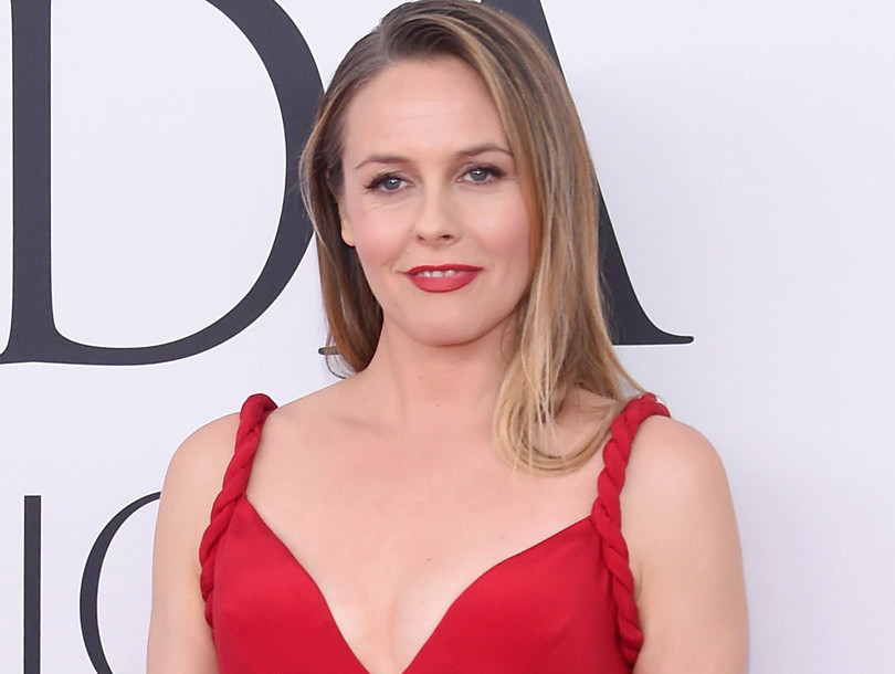 Alicia Silverstone Flashes Her Killer Stems at the CFDA Awards