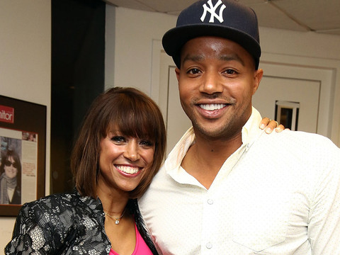 "Dionne & Murray Forever! Stacey Dash and Donald Faison Just Had a Cute ""Clueless""…"
