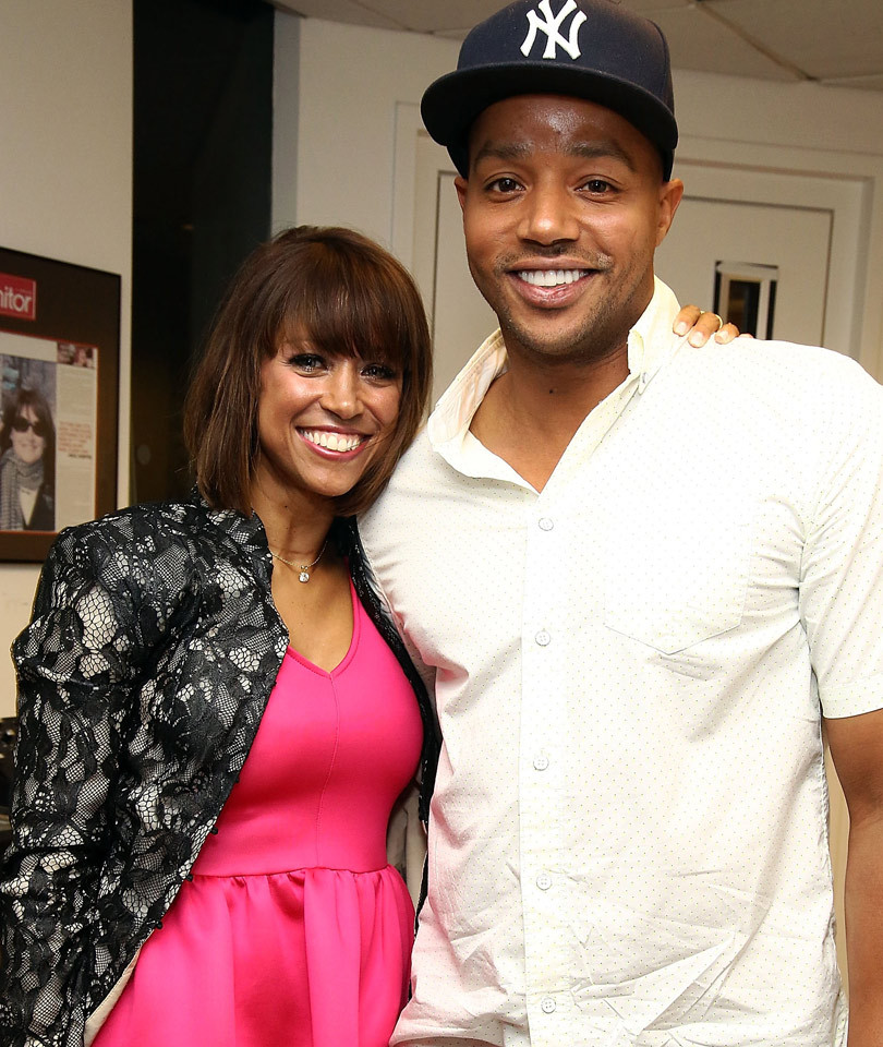 Dionne & Murray Forever! Stacey Dash and Donald Faison Just Had a Cute…
