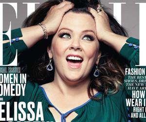 "Melissa McCarthy Stuns on Elle -- As ""Ghostbusters"" Stars Grace Women In Comedy…"