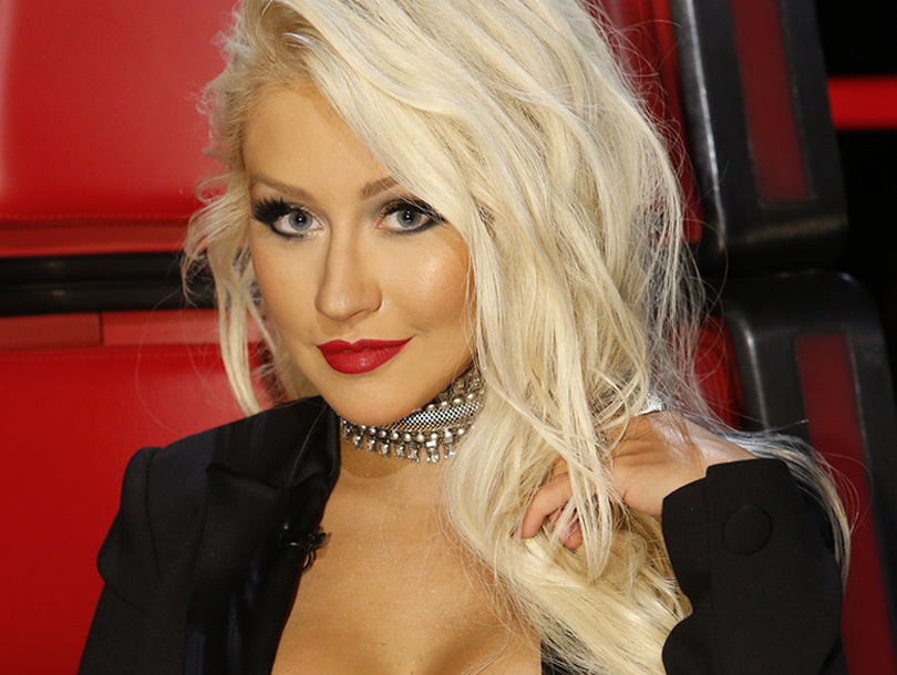 Christina Aguilera Doesn't Look Like This Anymore -- Wait'll You See Her Rock…