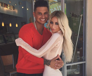 Pauly D Says It's Serious with Aubrey O'Day -- She's the Only Girl Who's Ever…