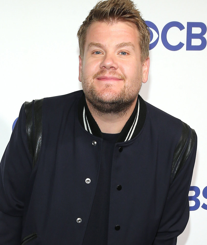 "James Corden Answers Vogue's 73 Questions -- Who's His Dream ""Carpool Karaoke""…"