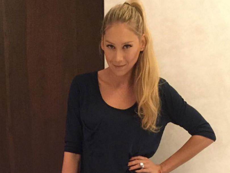 Anna Kournikova Celebrates 35th Birthday By Sharing Rare Pic with Boyfriend…