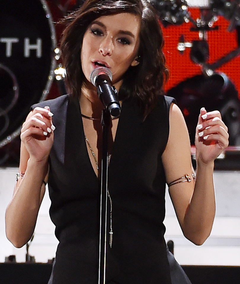 """""""The Voice"""" Star Christina Grimmie Killed By Gunman -- Adam Levine, More React"""