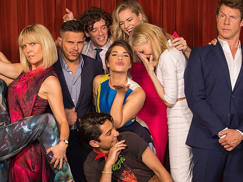 The 'Ugly Betty' Cast Just Had a 10-Year Reunion -- And It Looked Like a Blast!