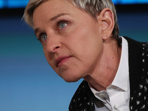"Ellen DeGeneres ""Sobbing"" After Orlando Attack -- Stars React with Sympathy, Anger"
