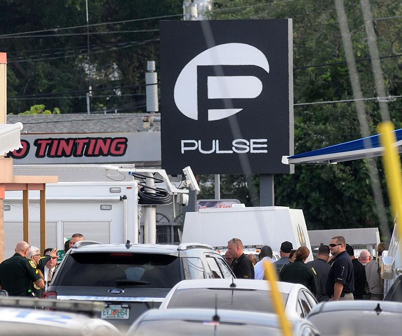 "Ellen DeGeneres ""Sobbing"" After Orlando Attack -- Stars React with Sympathy, Anger"