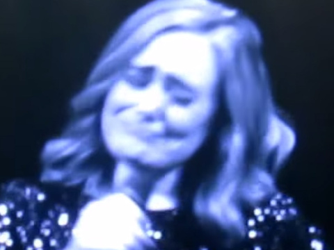 Adele Breaks Down While Dedicating Concert to Orlando Victims -- Says LGBT Community Are…