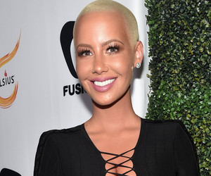 Amber Rose Is Happy to Talk About Strip Clubs with Wiz Khalifa ... but Not Kim…