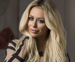 "Aubrey O'Day Teases Fight With Brandi Glanville on ""Famously Single"": ""I Checked Her"""