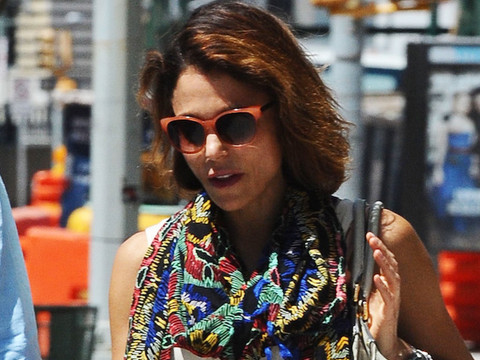 Bethenny Frankel's Dating a Separated Married Man, Says She Went to High School with His…