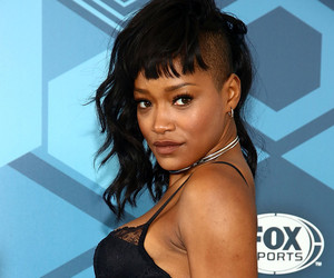 "Keke Palmer Debuts Giant ""Queen of Kush"" Tattoo on Her Neck -- But Why?!?"
