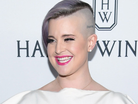 "Kelly Osbourne Gets ""Solidarity"" Scalp Tattoo After Orlando Tragedy"