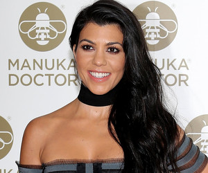 Kourtney Kardashian Sports Same Crop Top as Lily James -- Who Wore It Better?!