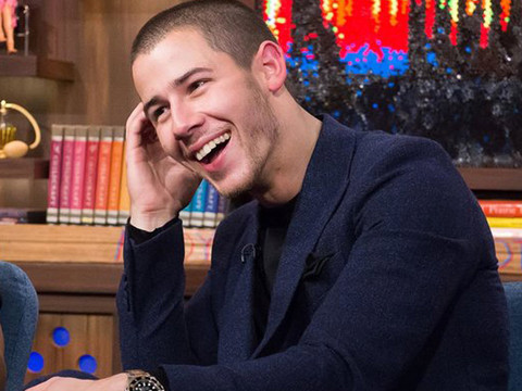 "Nick Jonas Talks Sex Fetishes -- Is He Into Getting Spanked, ""Furries"" & Being Tied…"