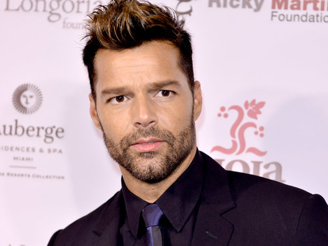Ricky Martin Pens Emotional Open Letter on Orlando Shooting: Be Strong and Do Not…