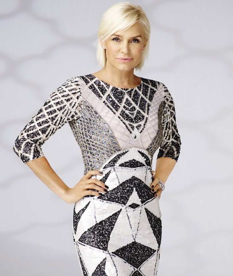"""She's Outta There! Yolanda Hadid Leaving """"The Real Housewives of Beverly Hills"""""""