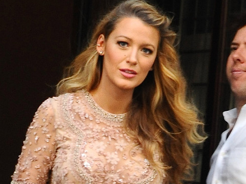 Blake Lively Shows Off Her Growing Baby Bump, Admits She Wants Even More Kids with Ryan…
