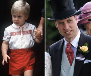 Prince William Turns 34 -- See Royal Family Then & Now!