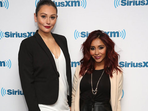 So Adorable! JWoww Introduces Son Greyson to Snooki & Her Kids