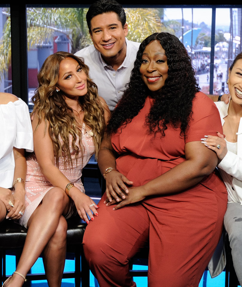 """""""The Real"""" Co-Hosts on Tamar's Exit: """"We Love Her"""""""