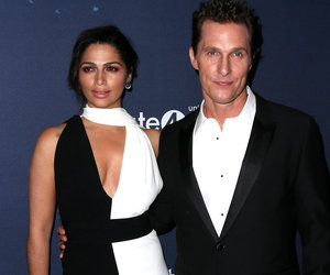 McConaughey Says It Was Love at First Sight With Wife