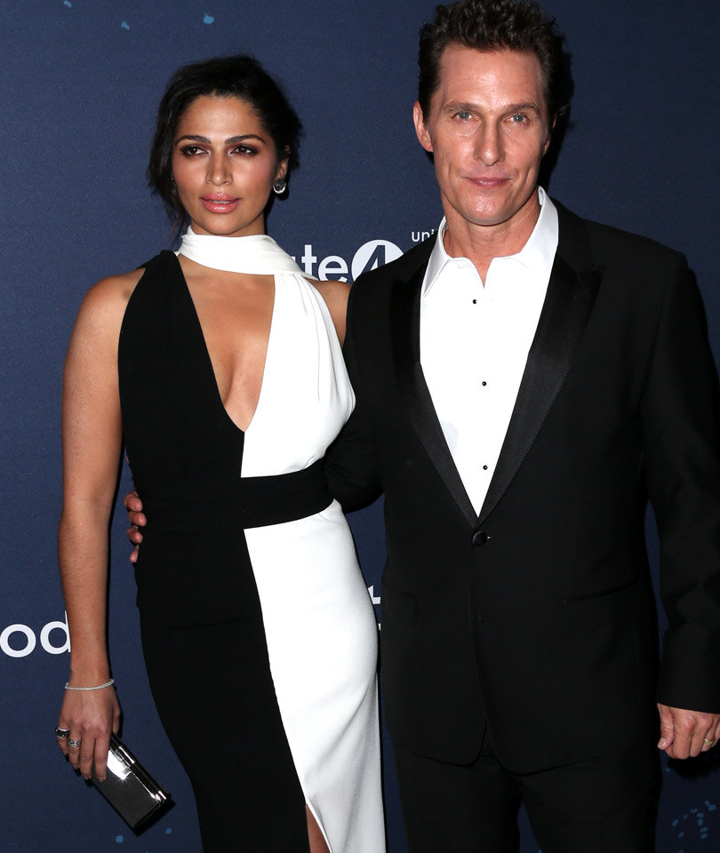 McConaughey Admits He Had a Huge Crush on Which Costar?
