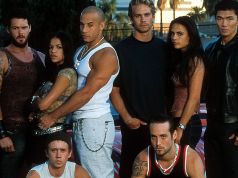 """The Fast and the Furious"" Turns 15 -- See the Cast Now!"